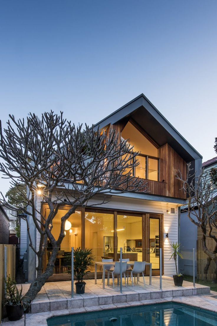 Queensland australia 7 modern home design ideas lakbermagazin - Family Home In Sydney S Randwick District Australia By Chord Studio Architecture Australia
