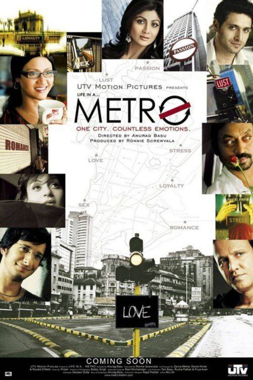 Life in a... Metro (2007) Full Movie Streaming HD