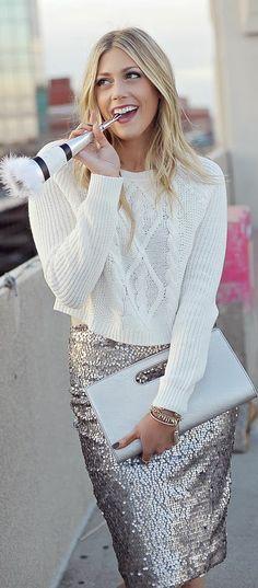 Fashionista: New Year Sparkling Style