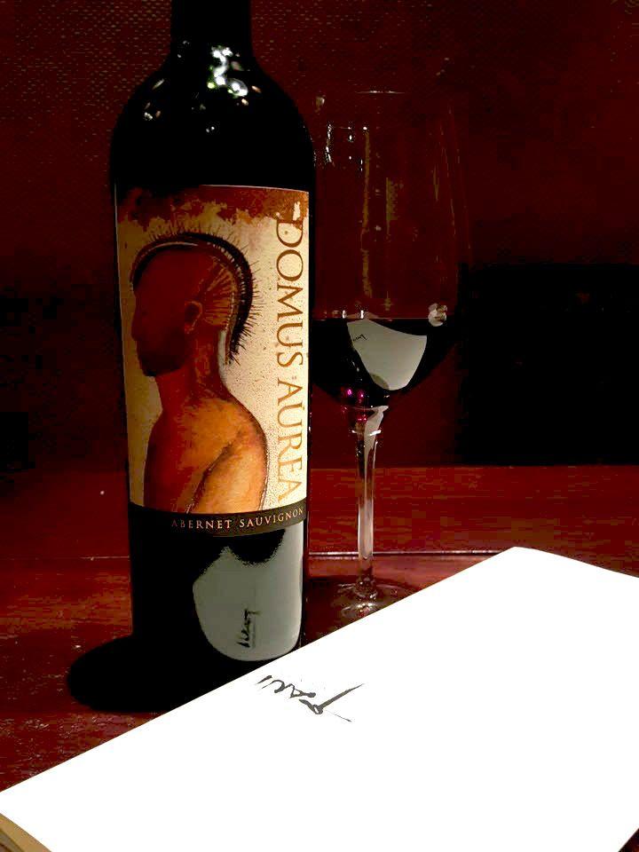 WINE; Vina Quebrada de Macul, Domus Aurea, Cabernet Sauvignon, Maipo Valley