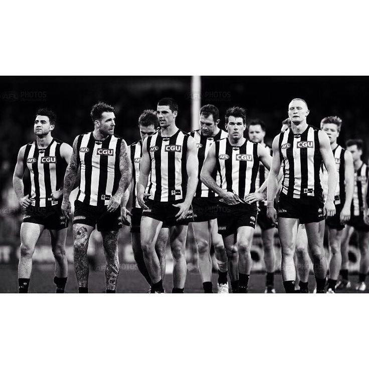 "Carn the Pies (FANPAGE) on Instagram: ""Goodnight season 2015. #sidebyside"""