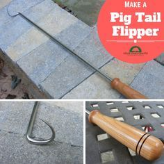 Learn how to make a pig tail flipper for your next family cookout. I also include an amazing marinade for beef tenderloin. Check it out!