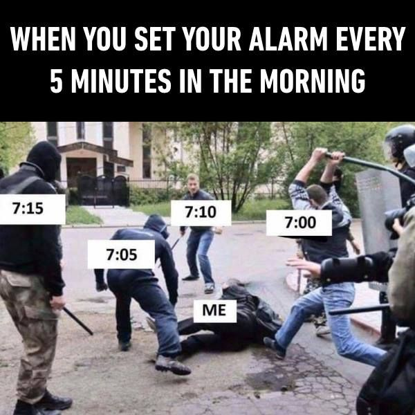 Alarm gang https://i.redd.it/uzrbo3dj9mb01.jpg