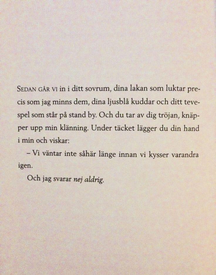 Kärlek från Sandra Beijers bok Det handlar om dig