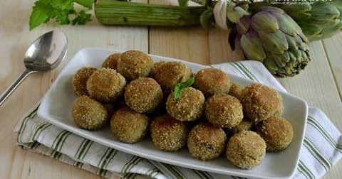 Polpette di carciofi | Le Ricette de La Cucina Imperfetta