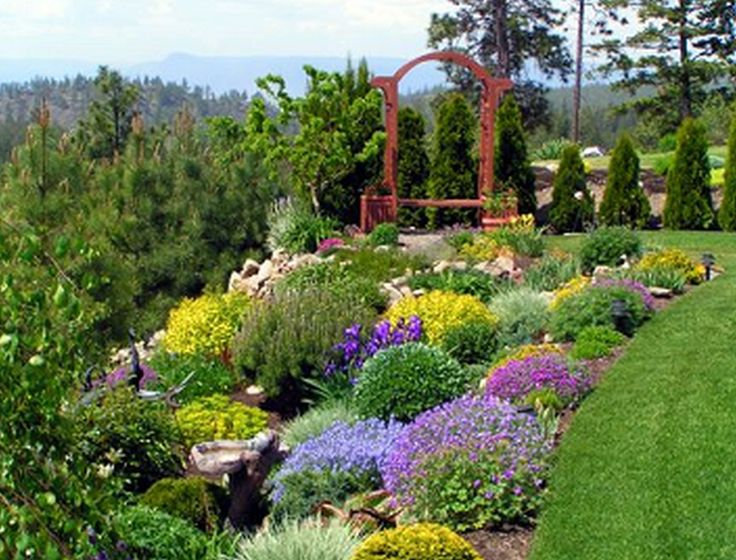 Nice Backyard Designs : Landscaping Ideas