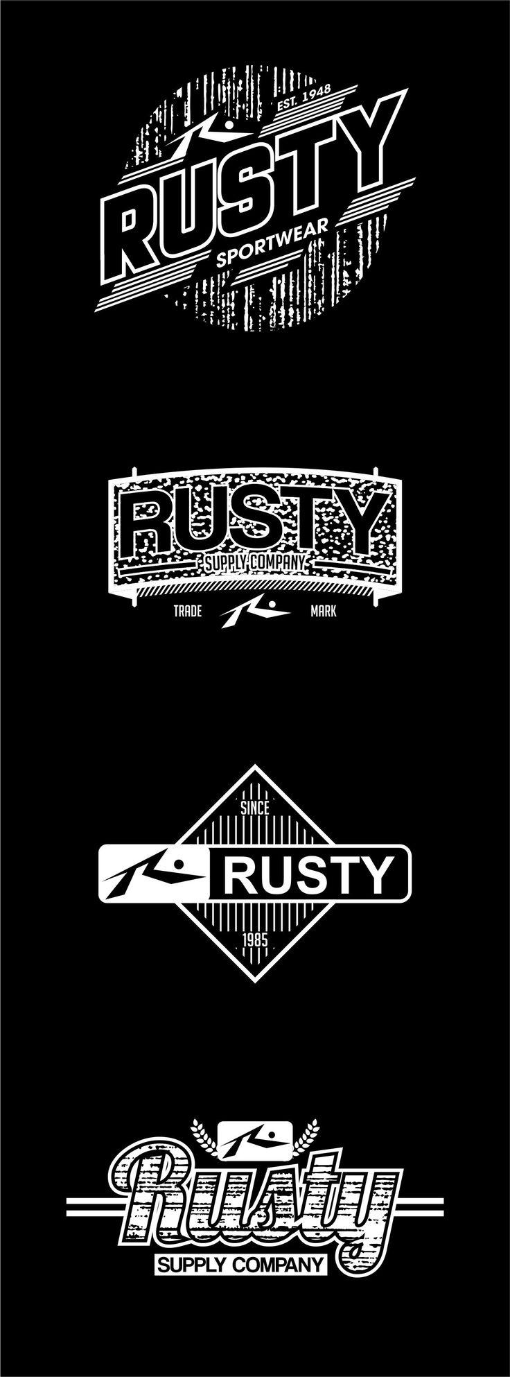 Vintage Rusty #vintage #vector #vintagevector #volcom #adidas #billabong #rusty #nike #puma #levis #quiksilver #ripcurl #dc #vans #spyderbilt #reebok
