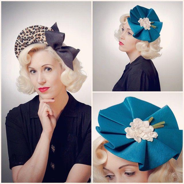 1930s hat inspiration (lovebrooksy)