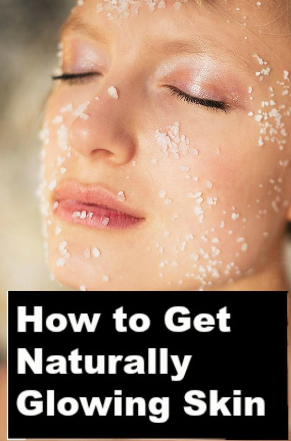 How To Get Rid Of Sewer Smell In Your House: How To Get Glowing Skin Naturally