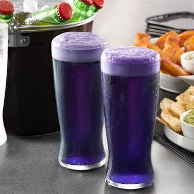 Baltimore Ravens Purple Beer for your Super Bowl Party #superbowl #beer #recipes