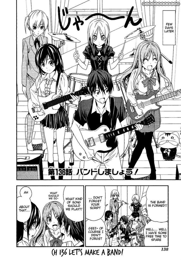Mangakasan to Assistantsan to 136 Page 2 San, Manga