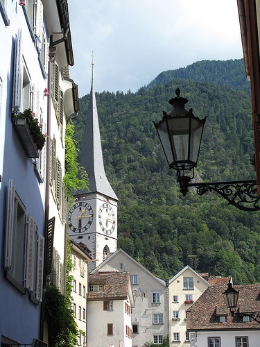 Chur, Switzerland. Can't believe I am moving here!
