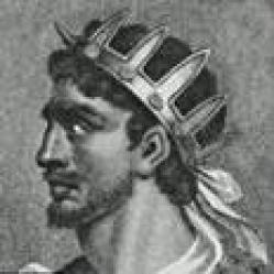 ATILA. Rey de los Hunos.