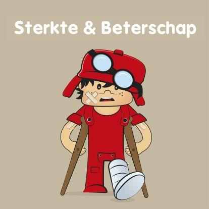 Beterschapskaarten - Ziek beterschap snel beter opkikker U. Meer Bengels vind je ook op www.debengelfamilie.nl