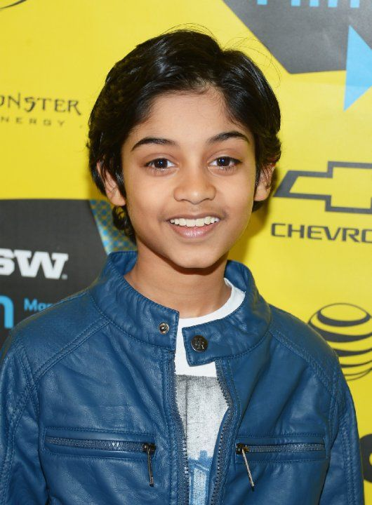 Rohan Chand at event of Bad Words (2013)