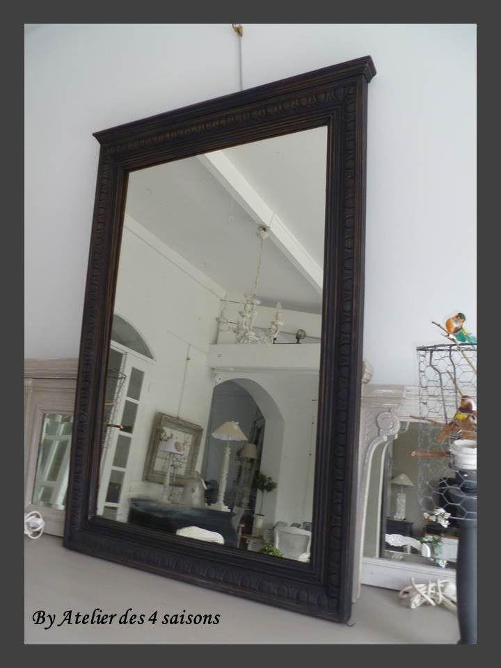 les 60 meilleures images du tableau miroirs trumeaux sur. Black Bedroom Furniture Sets. Home Design Ideas