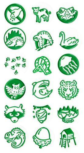 Rory's Story Cubes: Animalia | Image | BoardGameGeek
