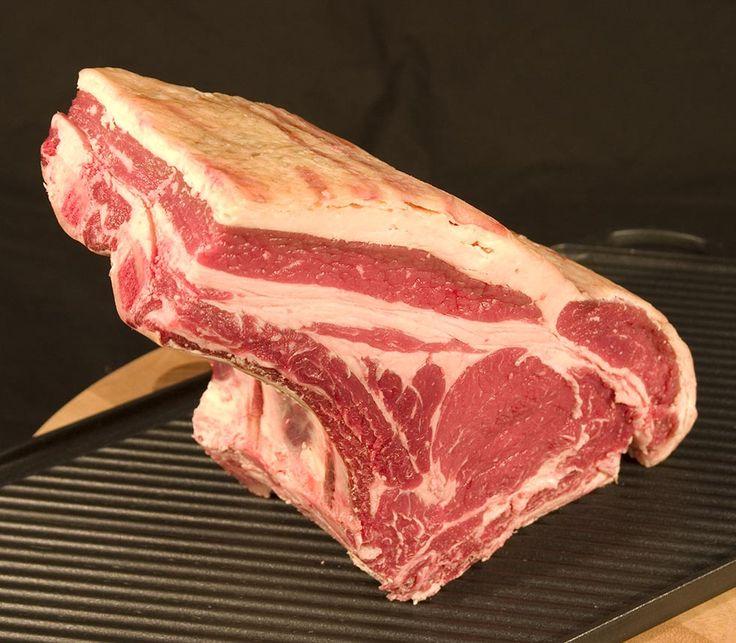 Hallsford Shorthorn Beef Fore Rib Roast