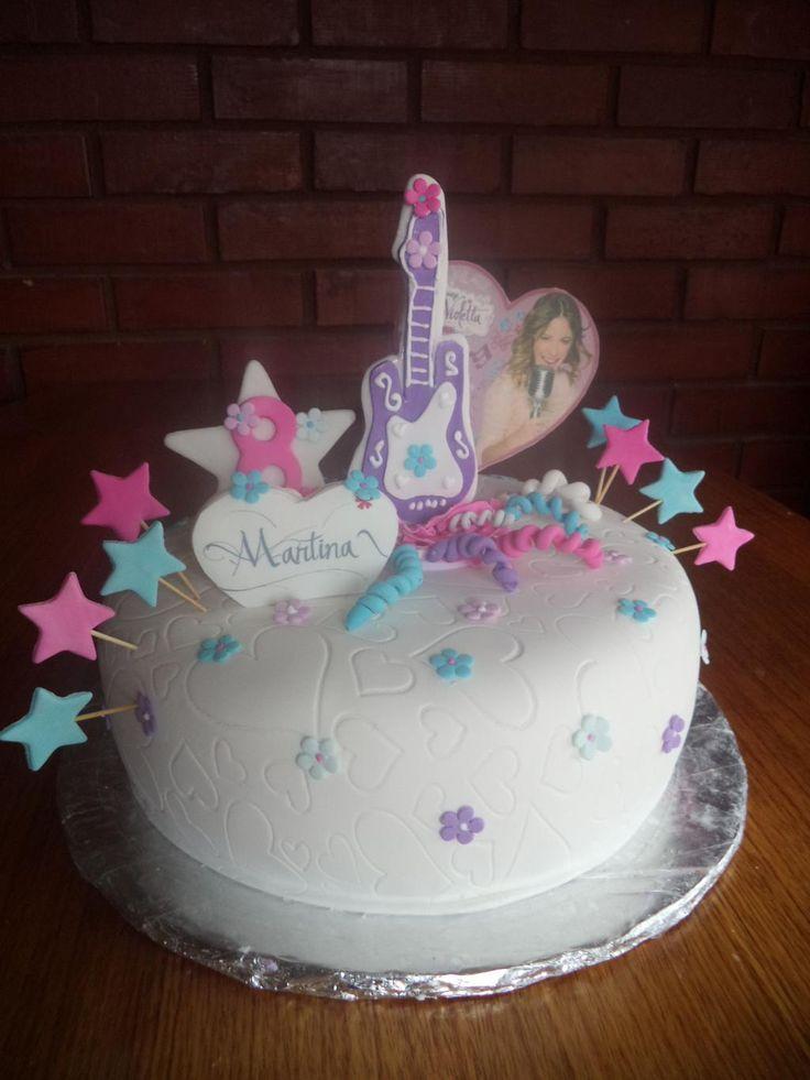 #Violetta #cake creada por @VolovanProducto  #chinalove con @Jotacarcamo