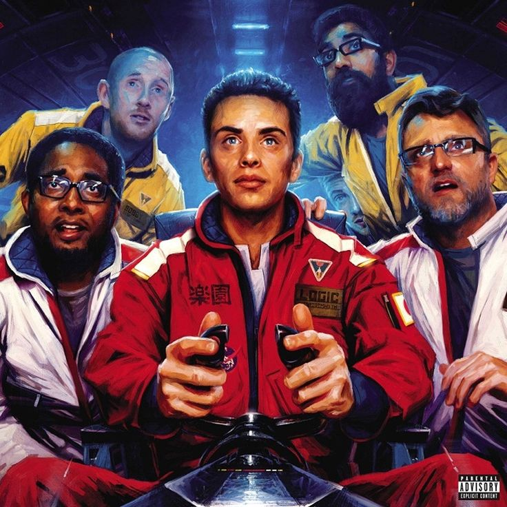Logic The Incredible True Story on 2LP Gaithersburg, MD native Logic (born Sir Robert Bryson Hall II) has amassed a large, dedicated fan base over the years, whom he calls the RattPack and BobbySoxers