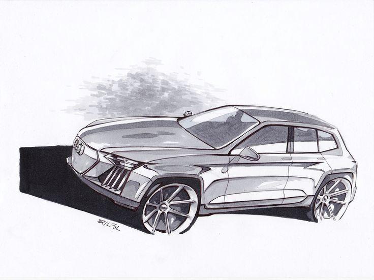 Audi concept 2013