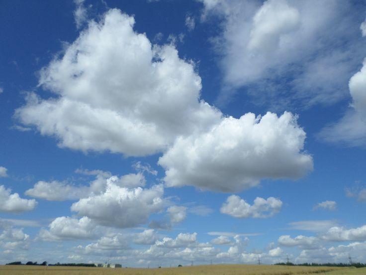 Summer Cumulus – Fotograf nicht gelistet