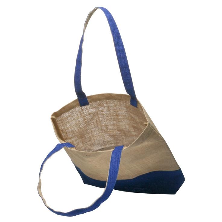 $1.65: Prints Jute, Jute Totes, Promotion Jute, Jute Tote Bags, Jute Bags, Totes Bags, Custom Jute, Blue Jute, Laminate Natural