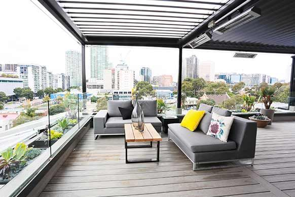 The Block Sky High: Room Reveal: Exterior + Rooftop