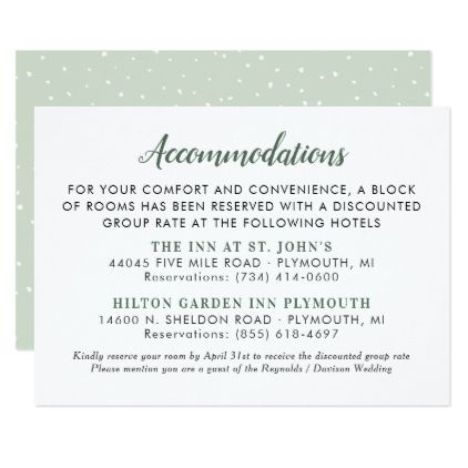 Best 25 accommodations card ideas on pinterest wedding details wedding accommodations card neutral blooms wedding invitations cards custom invitation card design marriage party stopboris Gallery