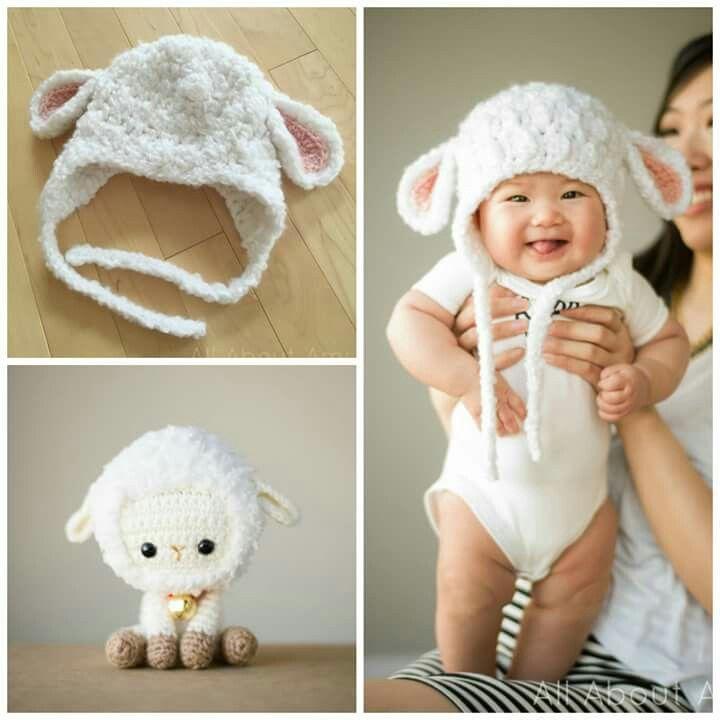 40 best Crochet images on Pinterest | Häkeln, Beanie mütze und ...
