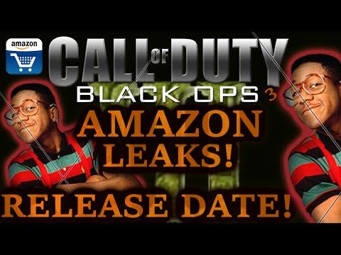Call Of Duty Black Ops 3 Release Date Leaked! B03 New Snapchat Leaked!