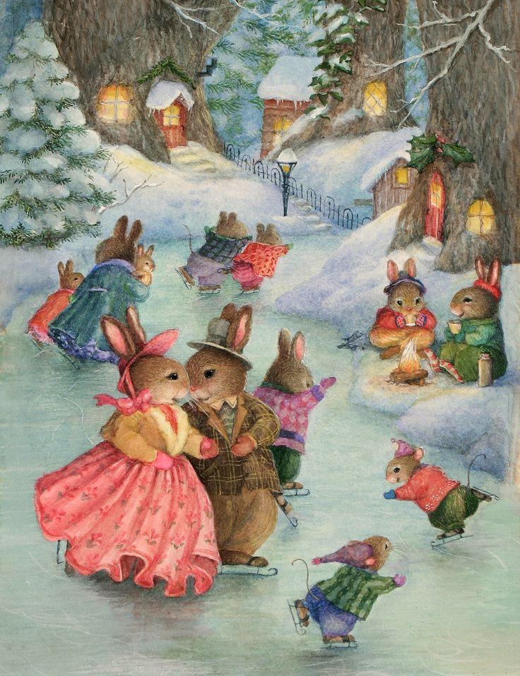 отличаемся картинки к рождеству с зайчиком фильм самом