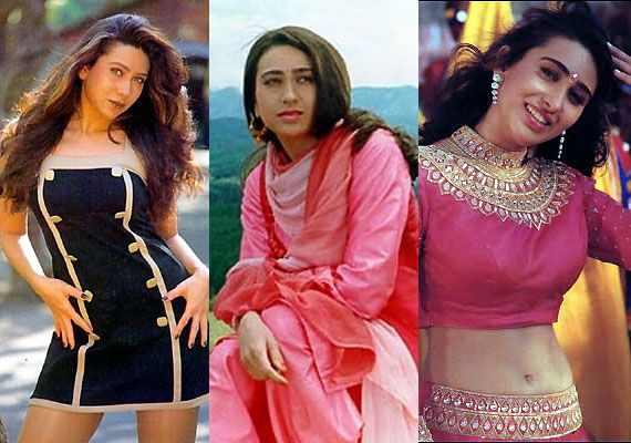 Karisma Kapoor: From thick-browed to mommy-licious! (view pics)