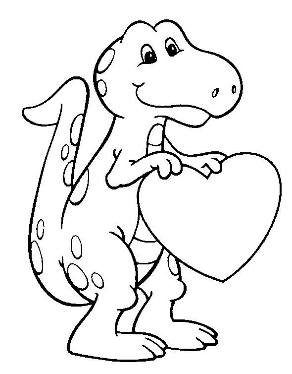 Free Printable Dinosaur Crafts Valentines Day Crafts Pinterest