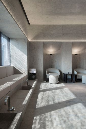 URSPA The Puyu Wuhan Urban Resort Concepts Hotel China