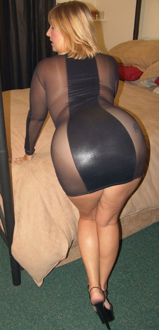 Fat Ass In Skirt 89
