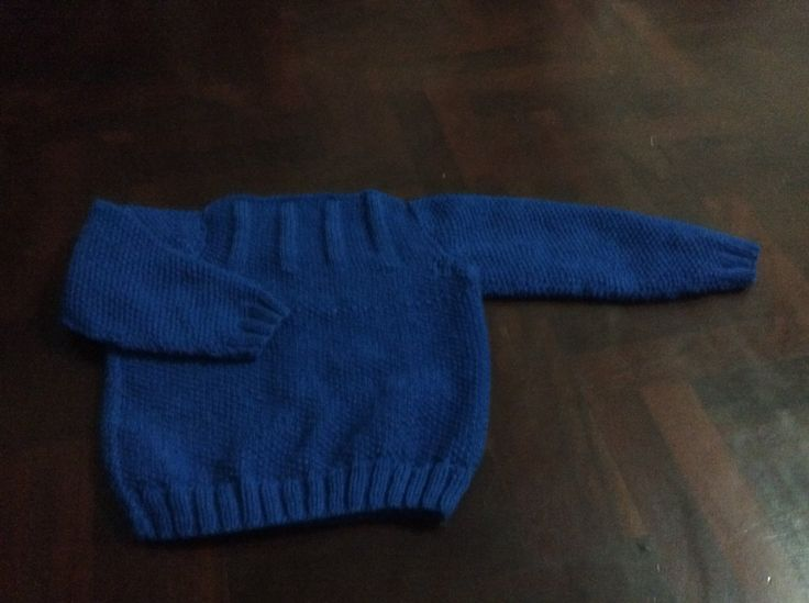 Knitting made by self 003