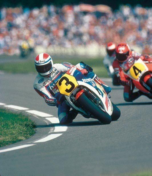Fast Freddie and King Kenny '83