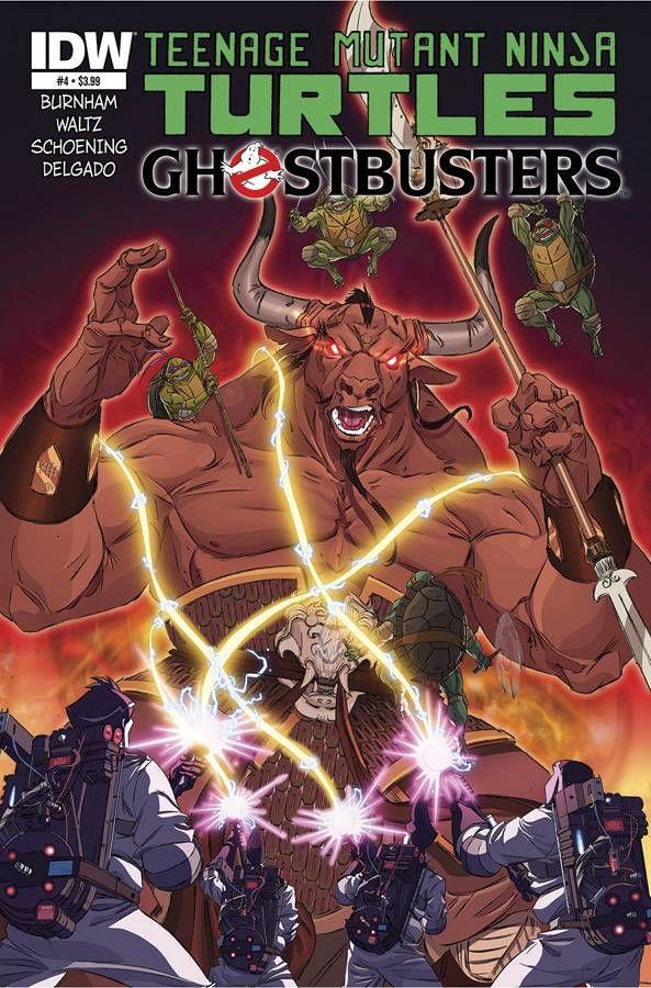 TMNT/Ghostbusters #4