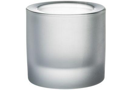Iittala Kivi kynttilälyhty 60 mm, mattakirkas - Prisma verkkokauppa