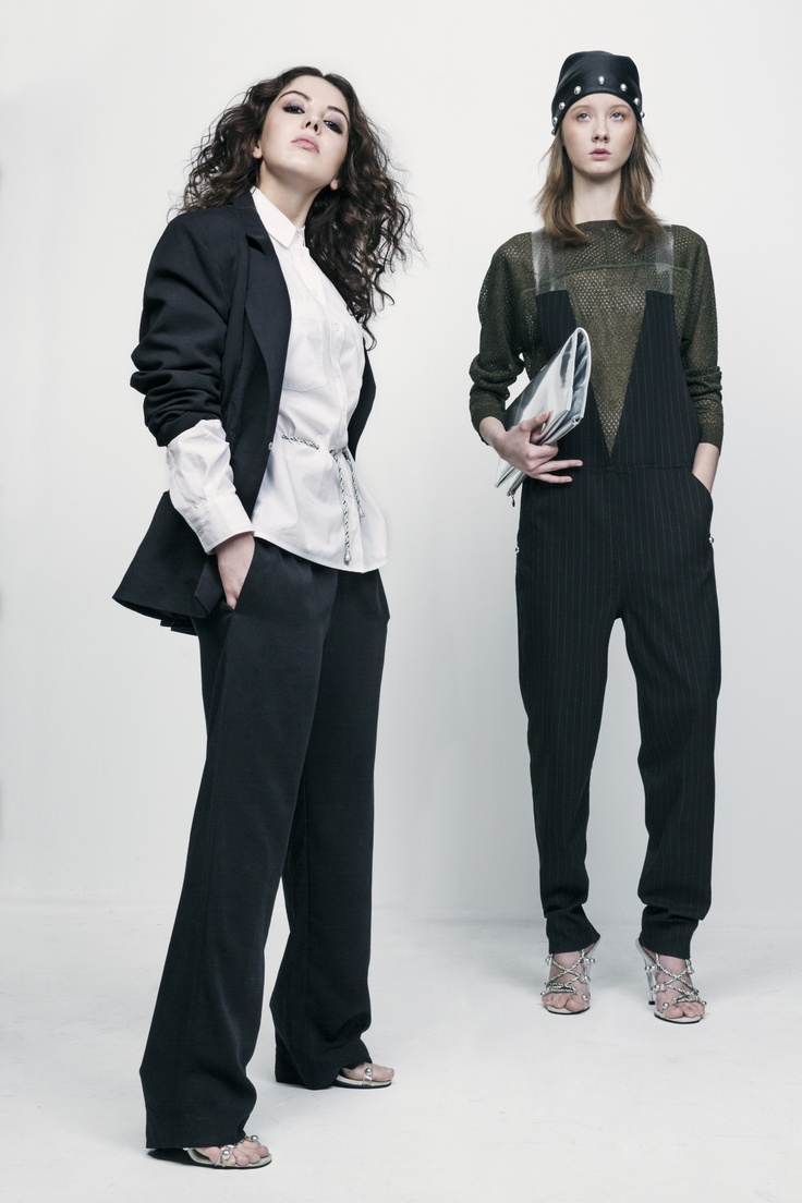 BACK by Ann-Sofie Back SS13 Lookbook