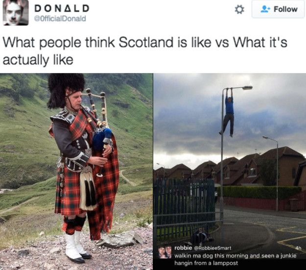 21 Scottish Tweets That Are So Funny They'll Cure Your Hangover