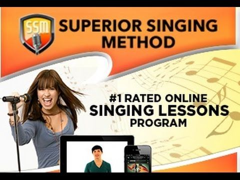 Online Vocal Lessons - Superior Singing Method