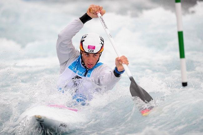 Sideris-Savsek - GermanySports Photos, Olympics 2012