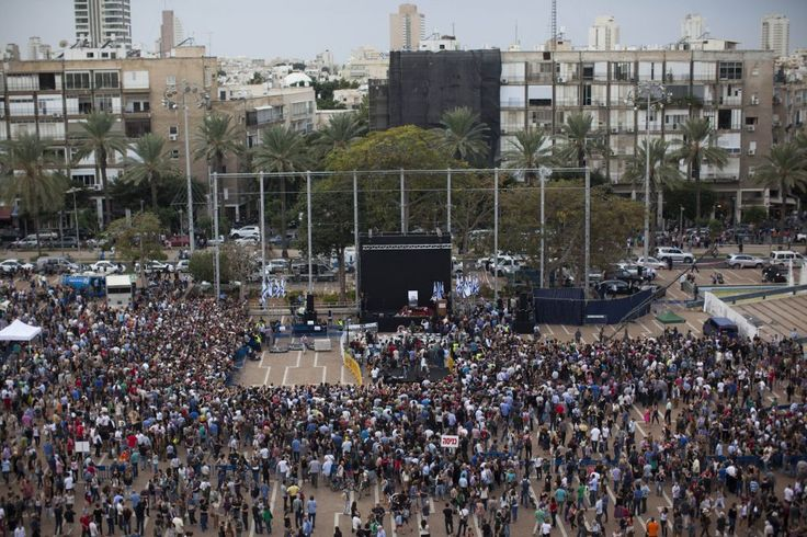 Tel Aviv 'unity' concert axed after anger at women-free show bill - The Times of Israel