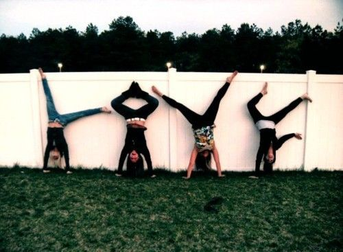 i HAVE to do this with my friends :)