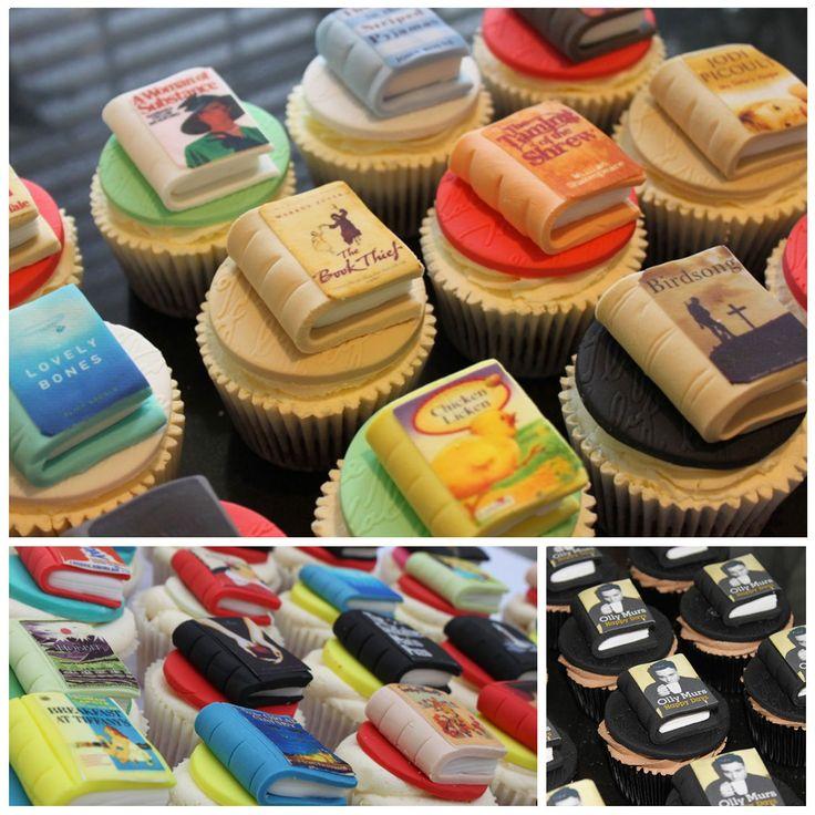 Best 25 Book Cupcakes Ideas On Pinterest Harry Potter