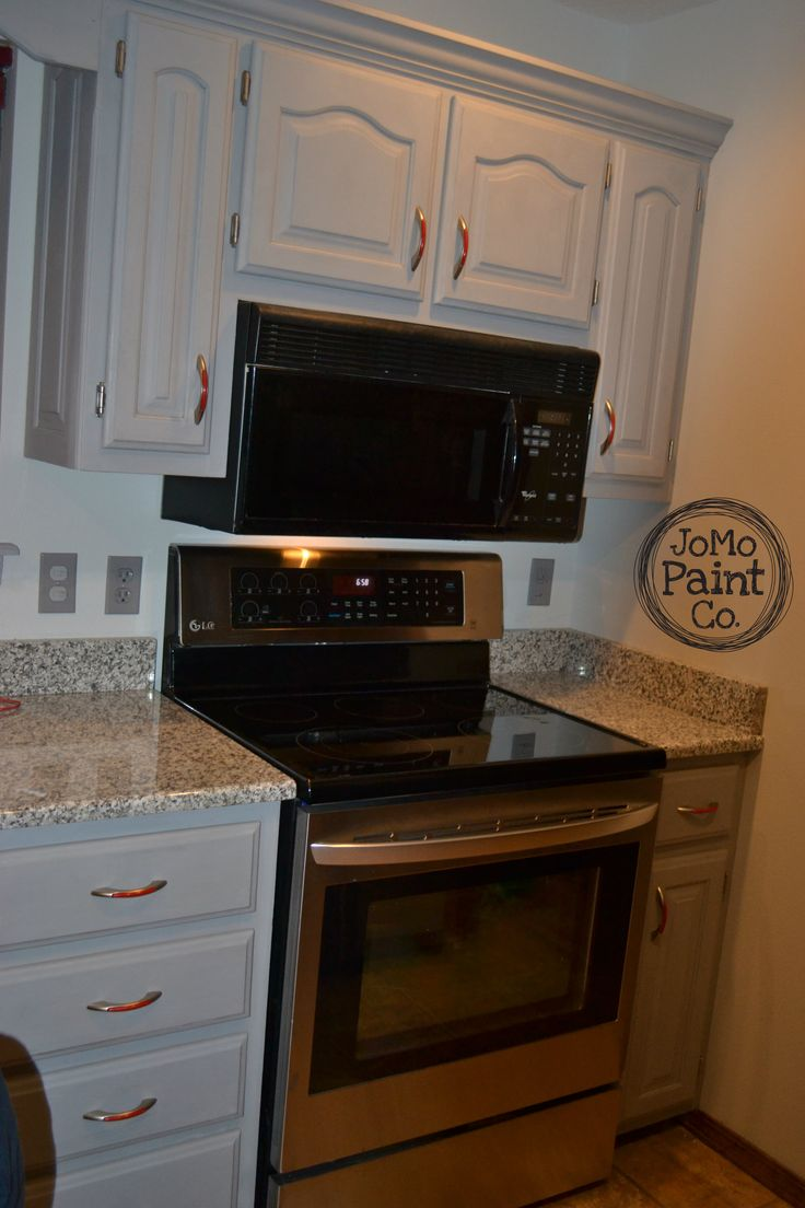 Best Cabinets Done In Annie Sloan Chalk Paint Paris Grey Check 400 x 300