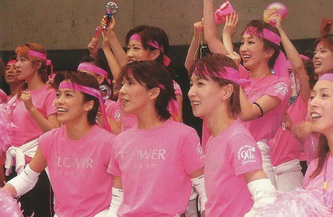 Flower Troupe - Ayabuki Mao, Sena Jun, Haruno Sumire