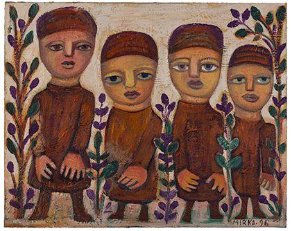 Mirka Mora: From the Home of Mirka Mora - Art Collector